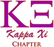 Omega Psi Phi Fraternity, Kappa Xi Chapter